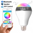 Inteligentní LED žárovka s Bluetooth
